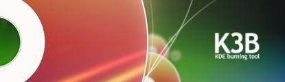 Nagranie openSUSE na płytę DVD CD