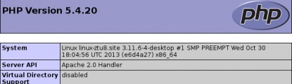 Serwer WWW, Apache, PHP, MySQL