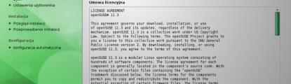 Instalacja openSUSE 11.3