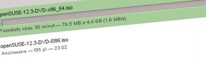 Pobierz openSUSE 12.3
