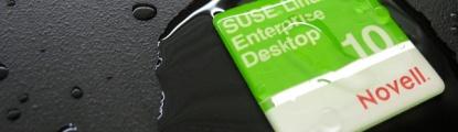 Książka Novell SUSE Linux Enterprise Desktop 10